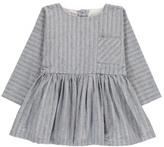 Morley Greta Flecked Striped Dress