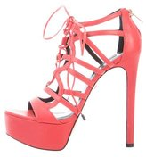 Ruthie Davis Shawni Cage Sandals w/ Tags
