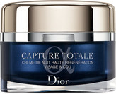 Christian Dior Capture Totale Intensive Restorative Night Creme face and neck - refill