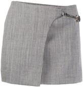 Alyx pinstripe print skirt