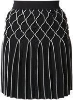 Jonathan Simkhai dimensional diamond skirt