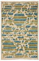 "Bloomingdale's Morris Collection Oriental Rug, 4'1"" x 6'3"""