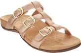 Vionic Adjustable Slide Sandals - Misa