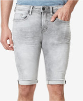 Buffalo David Bitton Men's Parker-X Skinny-Fit Stretch Shorts