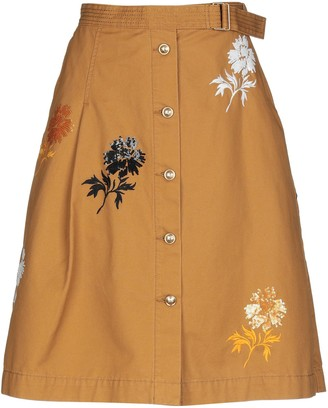 Tory Burch Denim skirts