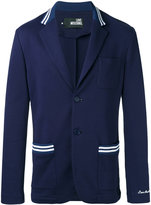 Love Moschino two button blazer - men - Cotton/Polyester/Spandex/Elastane/Acetate - M