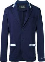 Love Moschino two button blazer - men - Cotton/Polyester/Spandex/Elastane/Acetate - S