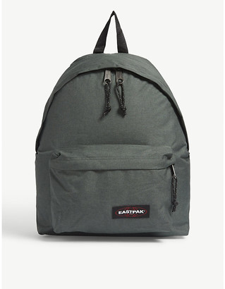 Eastpak Red Padded Pak'r Brimblock Backpack