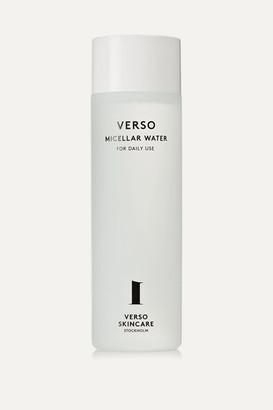 VERSO Micellar Water, 200ml