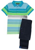 George Polo Shirt and Chino Set