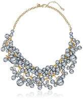 "Carolee West Side"" Dramatic Frontal Drop Necklace, 16"" + 2.25"" Extender"