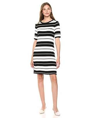 Calvin Klein Women's Short Sleeve Dress with Pocket