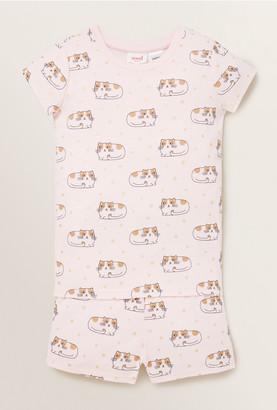 Seed Heritage Kitty Pyjama