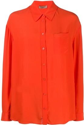 Twin-Set Long-Sleeve Shirt