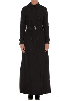 Burberry Extra Long Trench Coat