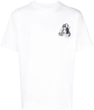 Palace U Figure T-shirt