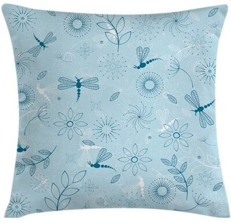"Indoor / Outdoor 40"" Throw Pillow Cover East Urban Home"