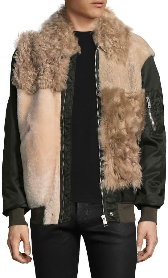 Diesel Black Gold Men's Furp-Ed Jacket