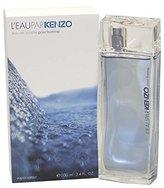 Kenzo L'eau Par Pour Homme by 3.4 oz Eau de Toilette Spray