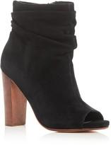 Splendid Jessika Slouchy High Heel Booties