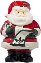 Ceramic Santa Cookie Jar