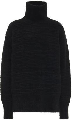 The Row Pheliana wool-blend turtleneck sweater