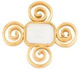 Givenchy Swirl Brooch
