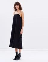 CHRISTOPHER ESBER Link Apron Dress