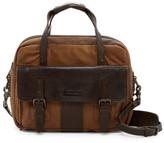 Frye Trevor Leather Utility Briefcase