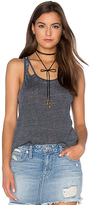 Chaser Deconstructed Shirttail Tank