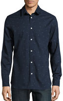 Selected Arrow-Print Cotton Sportshirt