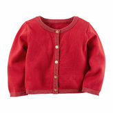 Carter's Short Sleeve Cardigan - Baby