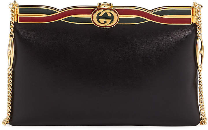 214ab37ebeb Gucci Broadway Clutch - ShopStyle