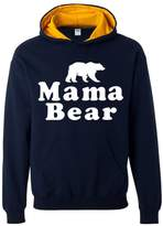 Acacia Mama Bear Contrast Color Unisex Hoodie