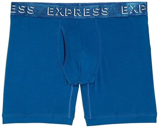 Express Solid Boxer Briefs