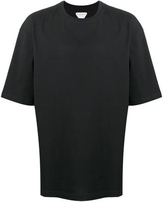 Bottega Veneta oversized crew neck T-shirt