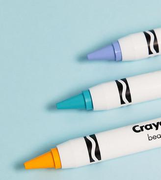 Crayola Colour Crayon Trio Macaron - Face Crayons