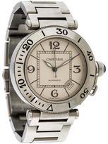 Cartier Pasha Seatimer Watch