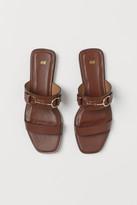 H&M Slides - Beige