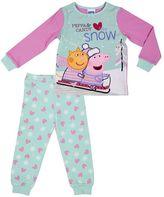 Kids Clothing- Mini Club Brand 15 Mini Club Girls Christmas Pyjamas Peppa Pig