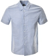 Paul Smith Casual Fit Shirt Blue