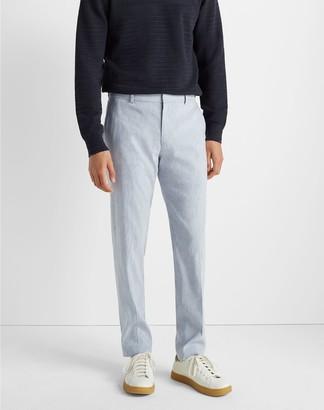 Club Monaco Sutton Linen Stripe Trouser
