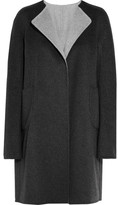 Jil Sander Reversible Cashmere Coat - Dark gray