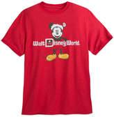 Disney Santa Mickey Mouse T-Shirt - Walt World