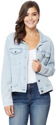 Juniors' WallFlower Insta Chill Soft Knit Jacket