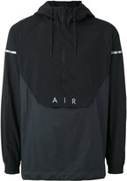 Nike hooded wind breaker jacket - men - Nylon/Polyester - M