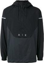 Nike hooded wind breaker jacket