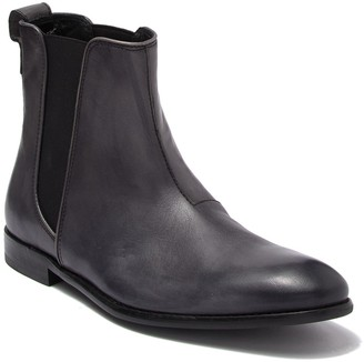 John Varvatos Star Leather Chelsea Boot