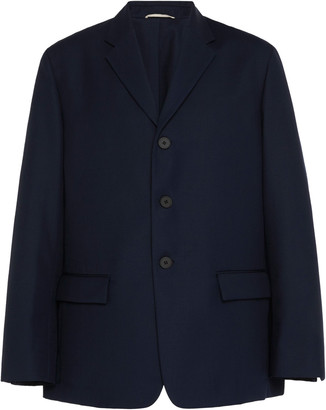 Oamc Sherman Single-Breasted Blazer
