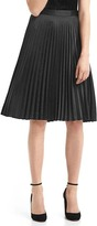 Gap A-line pleat skirt